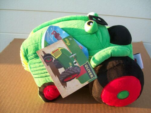 Pillow Pet , Oliver Tractor Pillow,  Free Shipping !!