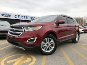 2018 Ford Edge SEL AWD|NAVIGATION|PANORAMIC ROOF|REMOTE START