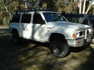 1992 Nissan Patrol Wagon sell or swap Midland Swan Area Preview