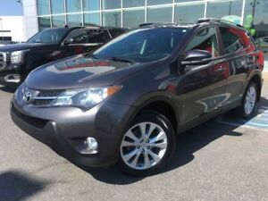2013 Toyota RAV4 LIQUIDATION FINALE ! LIMITED 4X4 CUIR TOIT OUVR