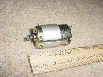 Small Dc Electric Motor 12vdc Igarashi Electric Gearm57
