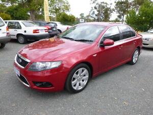 2008 FORD FG G6 AUTOMATIC SEDAN Katanning Pallinup Area Preview