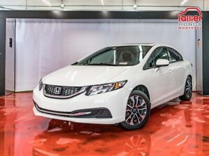 2015 Honda Civic Sedan EX**PNEUS HIVER**BLUETOOTH**