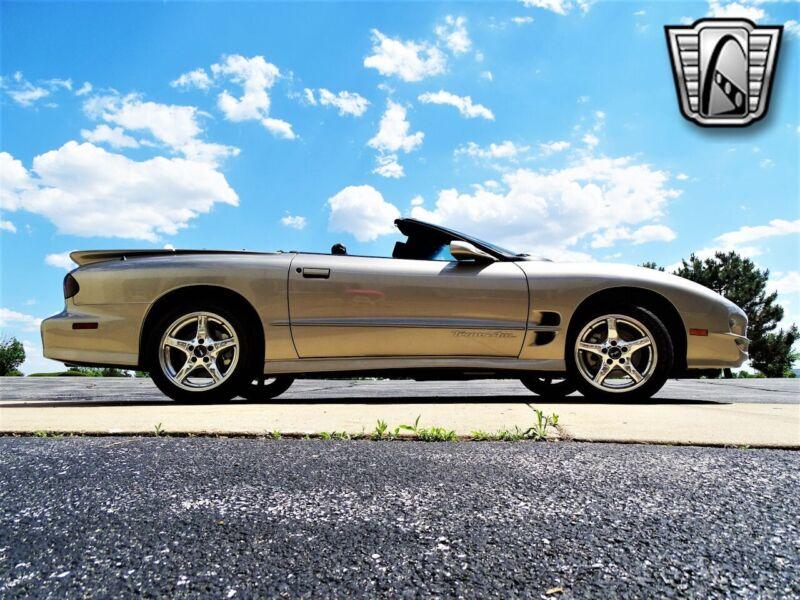 Image 5 Voiture Américaine d'occasion Pontiac Trans Am 1999