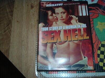 Happy Halloween Story (NIKKATSU SEX HELL TRUE STORY OF A WOMAN IN JAIL WOMEN IN PRISON HAPPY)