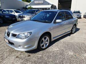 2006 Subaru Impreza S MY06 R Silver 4 Speed Automatic Hatchback
