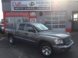 2009 Dodge Dakota SXT|V8|4X4|CREW CAB|NO ACCIDENTS