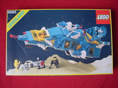 LEGO SPACE 6985 COSMIC FLEET VOYAGER - NEAR MINT VINTAGE SET 1986 (see my items)