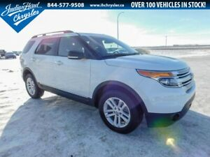 2015 Ford Explorer XLT AWD | Sat Radio | Heated Seats