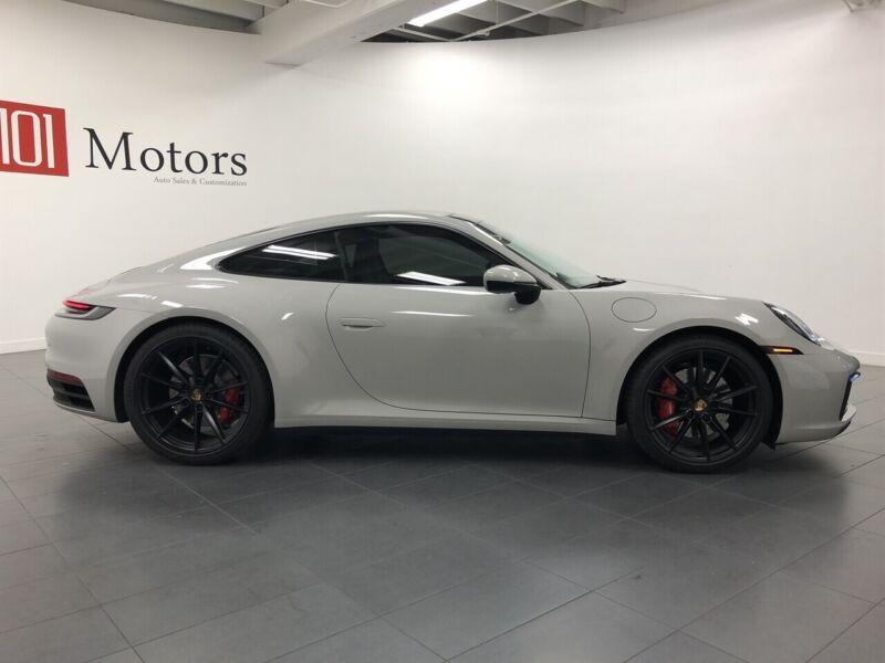 Image 4 Coche Americano usado Porsche 911 2020