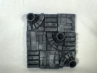 Star Wars Death Star Large piece, Made from Real Prop, Solid Resin, Amazing