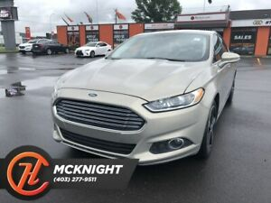 2016 Ford Fusion SE / Leather / Back up cam