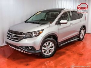 2012 Honda CR-V TOURING ** AUCUN ACCIDENT ** INCLUS 8 PNEUS
