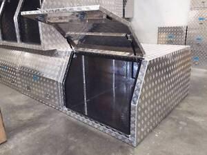 Custom built aluminium toolbox / canopy/ute Clayton Monash Area Preview