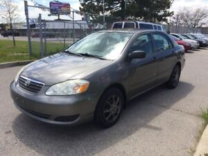 2007 Toyota Corolla AUTO,WELL KEPT,SAFETY+3YEARS WARRANTY INCLUD