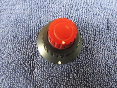 Tektronix Oscilloscope Model 35a Knob
