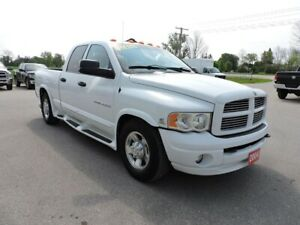 2004 Dodge Ram 2500 Laramie. Diesel. Well oiled 2wd.  Local trad