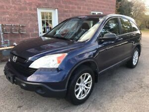 2008 Honda CR-V LX/AWD/NO ACCIDENT/SAFETY/WARRANTY INCLUDED