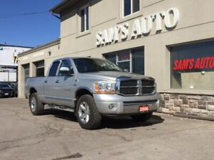 2006 Dodge Ram 1500 Laramie Leather Sunroof