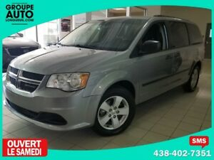 2014 Dodge Grand Caravan SE / 7 PASSAGERS / BLUETOOTH /