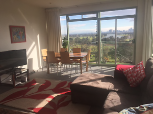 Spacious Apartment in St Kilda for August and September St Kilda Port Phillip Preview