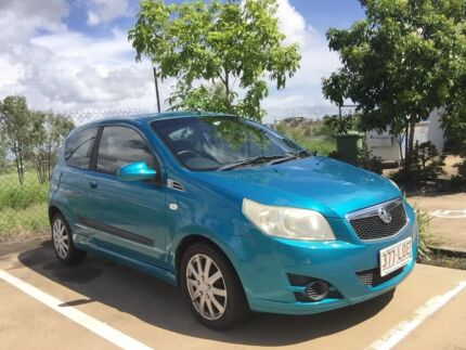 2008 Holden Barina auto North Ward Townsville City Preview