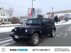 2013 Jeep Wrangler Unlimited Sahara SAHARA..GOLD PLAN WARR...$32