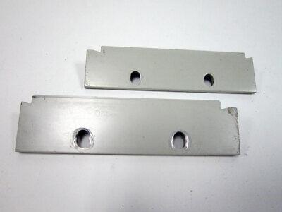 Set Hp Rackmount 3u 5.25 Shiny Dark Grey - Keyed For Handles Test Equipment