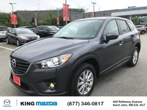 2016 Mazda CX-5 GS AWD..Low Kms..One Owner..Off Lease..Local...