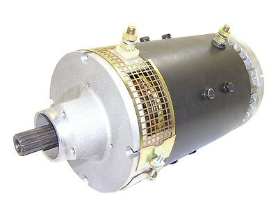 New Crown Forklift Parts Motor Drive Pn 100911