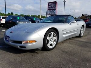 1999 Chevrolet Corvette CLEAN CAR PROOF !!  CONVERTIBLE !!