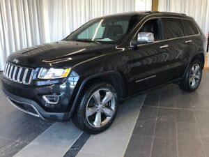 2015 Grand Cherokee LIMITED Limited