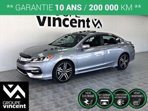 2017 Honda Accord SPORT ** GARANTIE 10 ANS **
