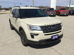 2018 Ford Explorer XLT | 4WD | One Owner | Bluetooth