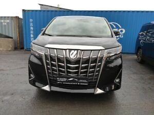 Toyota 2021 Alphard Executive Lounge 360 Camera