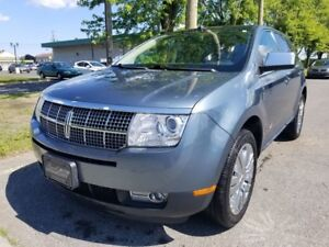 2010 Lincoln MKX AWD - V6 - TOIT PANO - CUIR - DÉMARREUR