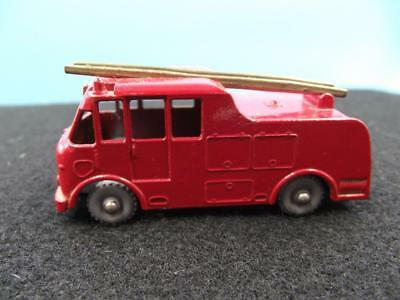 VINTAGE Lesney MOKO MB No. 9  Merryweather Marquis FIRE ENGINE Excellent MINTY !