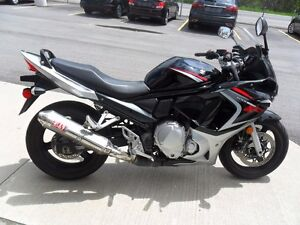 2008 Suzuki GSX650F JUST IN! LOW KM'S!!! YOSH PIPE!