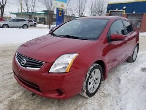 2012 Nissan Sentra BASE 2.0 - AUTOMATIQUE - BAS MILLAGE - AUBAIN