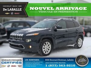 2015 Jeep Cherokee Limited AWD Let's play in the Snow..!