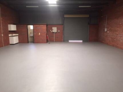FACTORY UNIT WAREHOUSE STORAGE SHOWROOM Wangara $1500