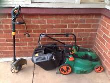 LAWN MOWER AND EDGER Everard Park Unley Area Preview