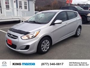 2016 Hyundai Accent GL- $113 B/W GL..HEATED SEATS..HATCHBACK..BL