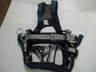 3m Exofit Med. Tower Construction Climbing Safety Tool Full Body Harness Belt