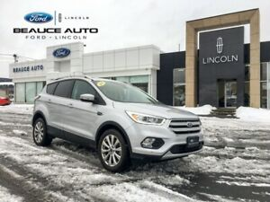 2018 Ford Escape Titanium / toit panoramique / Awd