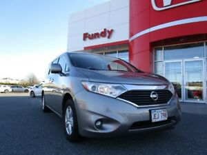 2012 Nissan Quest 3.5 SV w/push start, backup cam, $152.25 B/W C