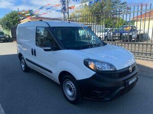 2018 Fiat Doblo SWB (Low) White 5 Speed Manual Van Waratah Newcastle Area Preview
