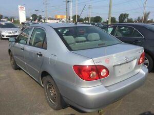 2005 Toyota Corolla AIR CLIMATISÉ , VITRES, CRUISE