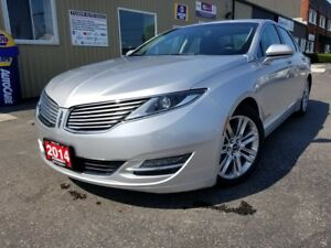 2014 Lincoln MKZ PWR SUNROOF-LEATHER-1 OWNER OFF LEASE-TOUCH SCR
