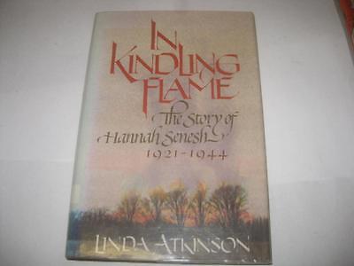 In Kindling Flame: The Story of Hannah Senesh 1921-1944 (Story Of Hannah)